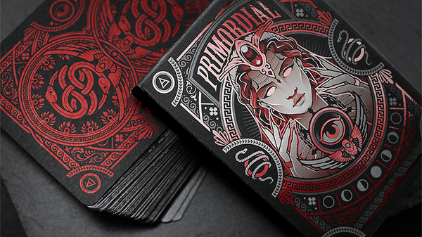 Primordial Playing Cards