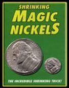 Shrinking Magic Nickels