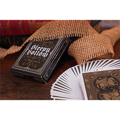 Sleepy Hollow Playing Cards by Derek McKee