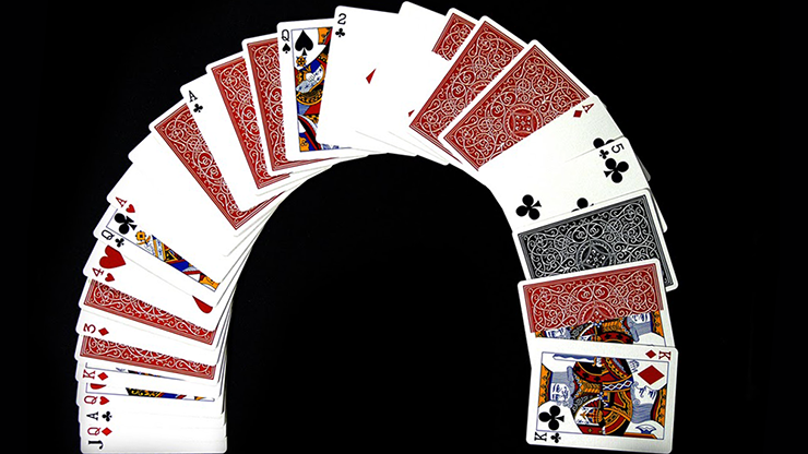 Superior Gaff Set Playing Cards