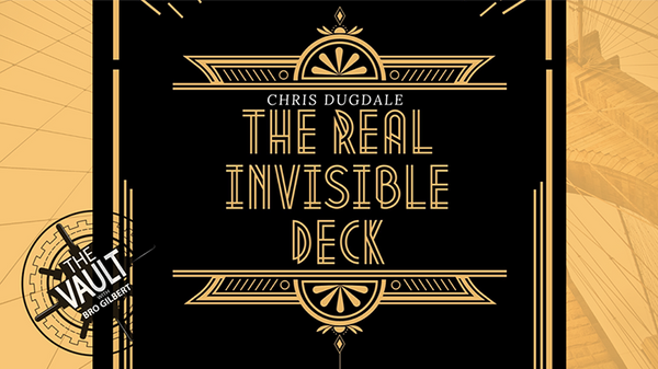 The Real Invisible Deck