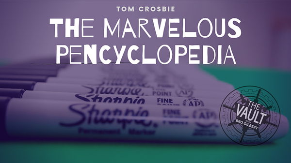 The Marvelous Pencyclopedia
