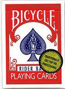 Gold Seal Rider Back Bicycle Playing Cards