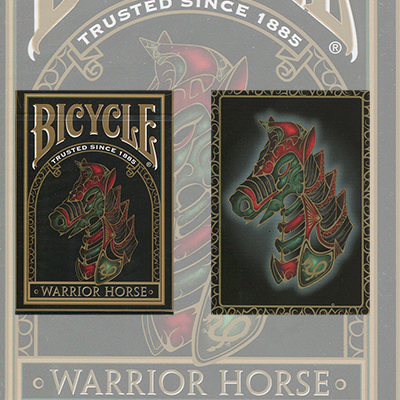 Warrior Horse Playing Cards