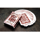 White Collar Playing Cards