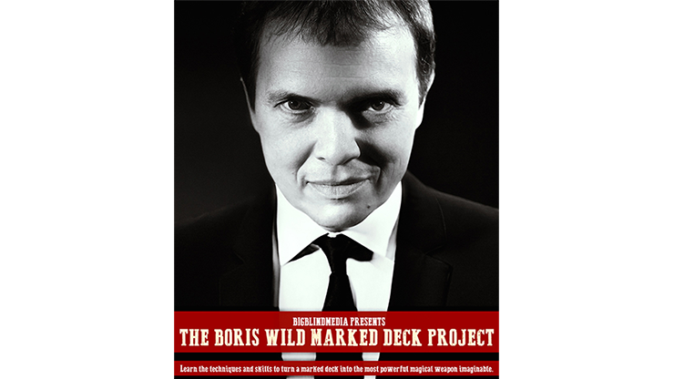 The Boris Wild Marked Deck Project