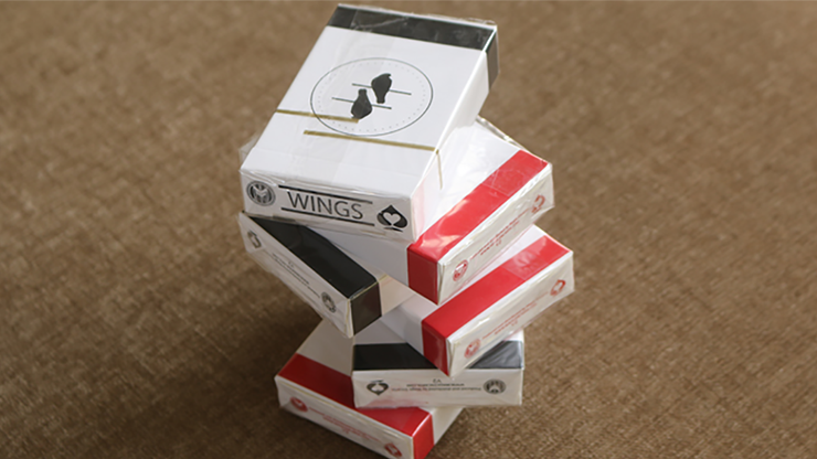 Wings V2 Marked Playing Cards