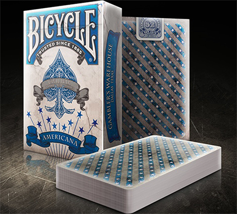 Americana Playing Cards