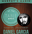 At The Table Live Lecture - Danny Garcia