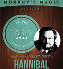 At The Table Live Lecture - Hannibal