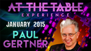 At The Table Live Lecture - Paul Gertner