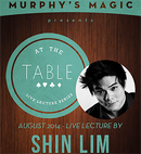 At The Table Live Lecture - Shin Lim