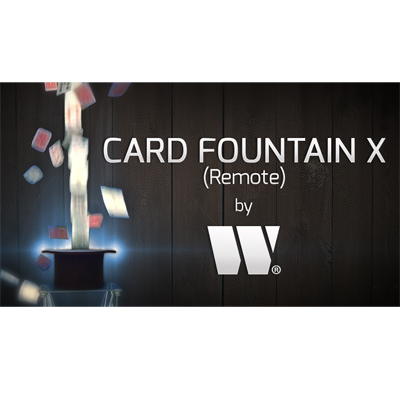 Card Fountain X