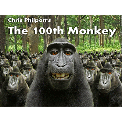 100th Monkey (DVD w\Gimmicks)
