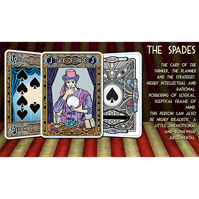 Kadar: Fortune Playing Cards