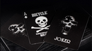 Luxury Skull Playing Cards
