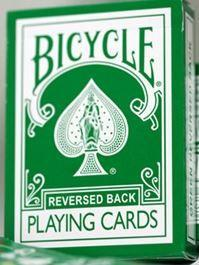 Reversed Back Playing Cards