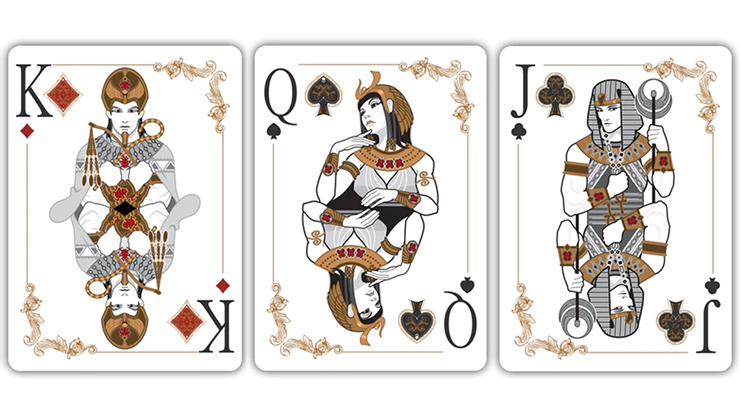 Scarab Playing Cards