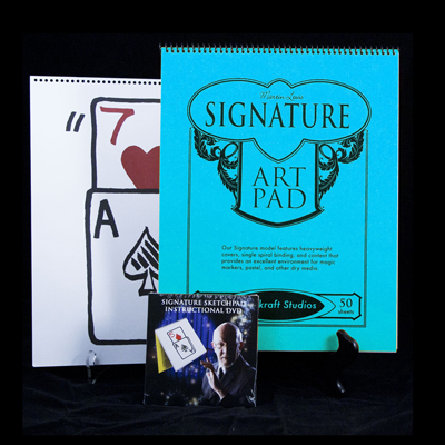 Sketchpad Card Rise - Signature Edition