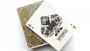 Utopia Gold Playing Cards