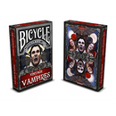 Vintage Vampires Playing Card