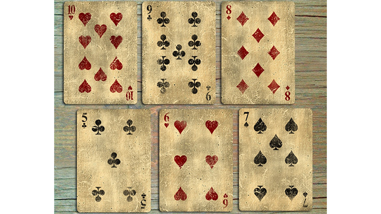Vintage Classic Playing Cards