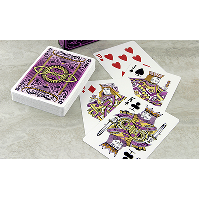 Viola Playing Cards