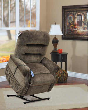 Wide 3-Way Recliner