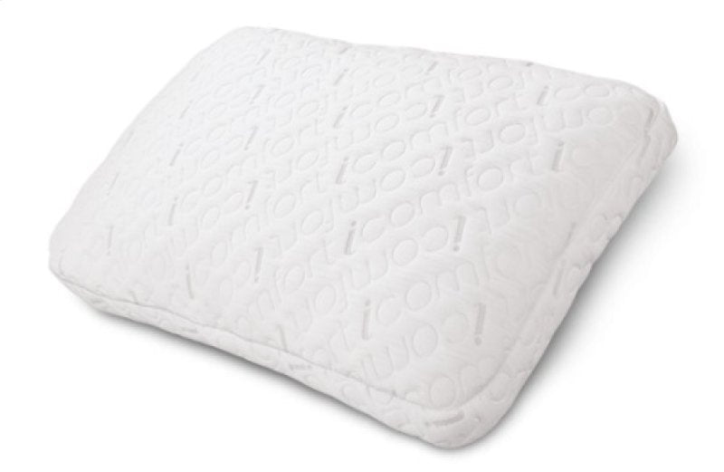 iComfort Scrunch Pillow By Serta
