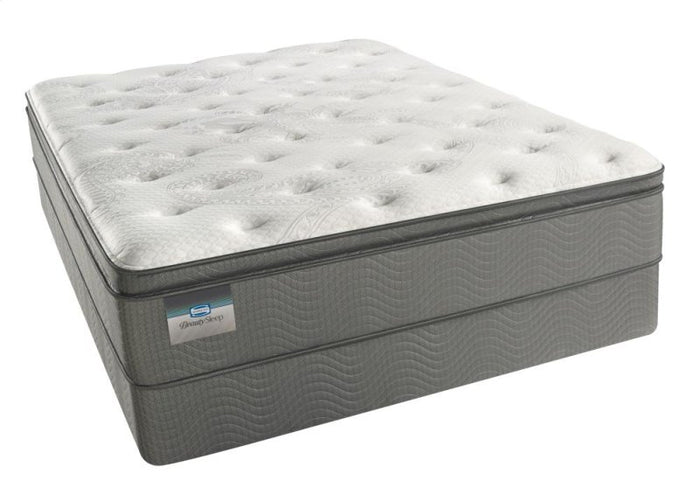 BeautySleep Keyes Peak Pillow Top Luxury Firm By Simmons