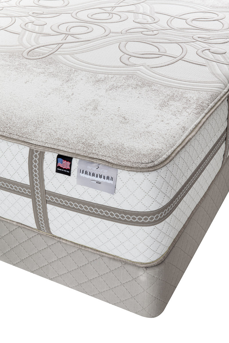 The Therapedic Bravura Ensemble Medium Firm Premium Mattress