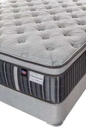 The Therapedic Bravura Interlude Premium Pillow Top Mattress