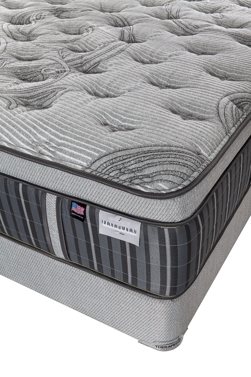 Therapedic Bravura Virtuoso Luxury Pillow Top Mattress