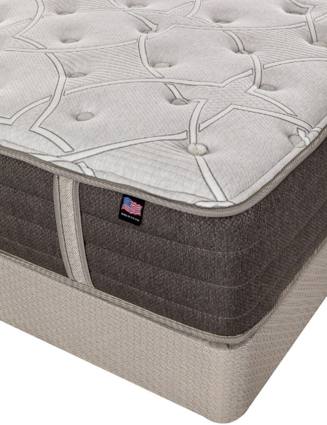 Thera Luxe HD Cascade Heavy Duty Mattress set by Therapedic
