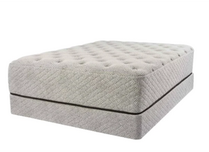 Symbol Aspen Plush Memory Foam Hybrid Pocketed Coil By Symbol