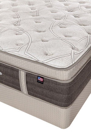 The TheraLuxe HD Olympic Pillowtop Top Mattress Set by Therapedic