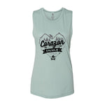 Corazon Salvaje Muscle Tank