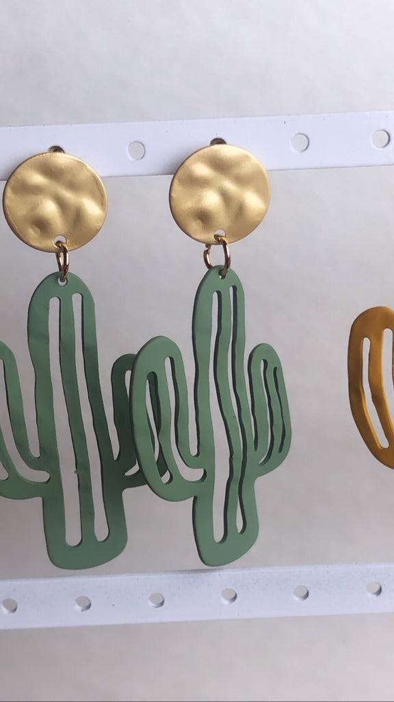 Nopalito Earrings