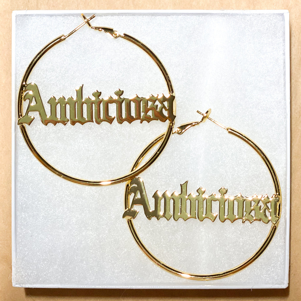 Ambiciosa Hoops - Old English