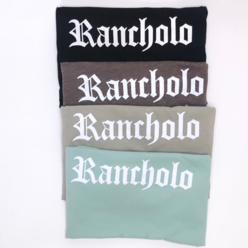 Rancholo Unisex T-Shirt - Various Colors