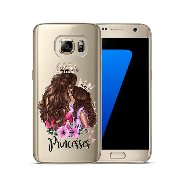 Get MOM Unique and Popular Samsung Phone Cases for Samsung Galaxy S6, S7, S8, S9, S10, Edge, Note and More for Less Than Retail!