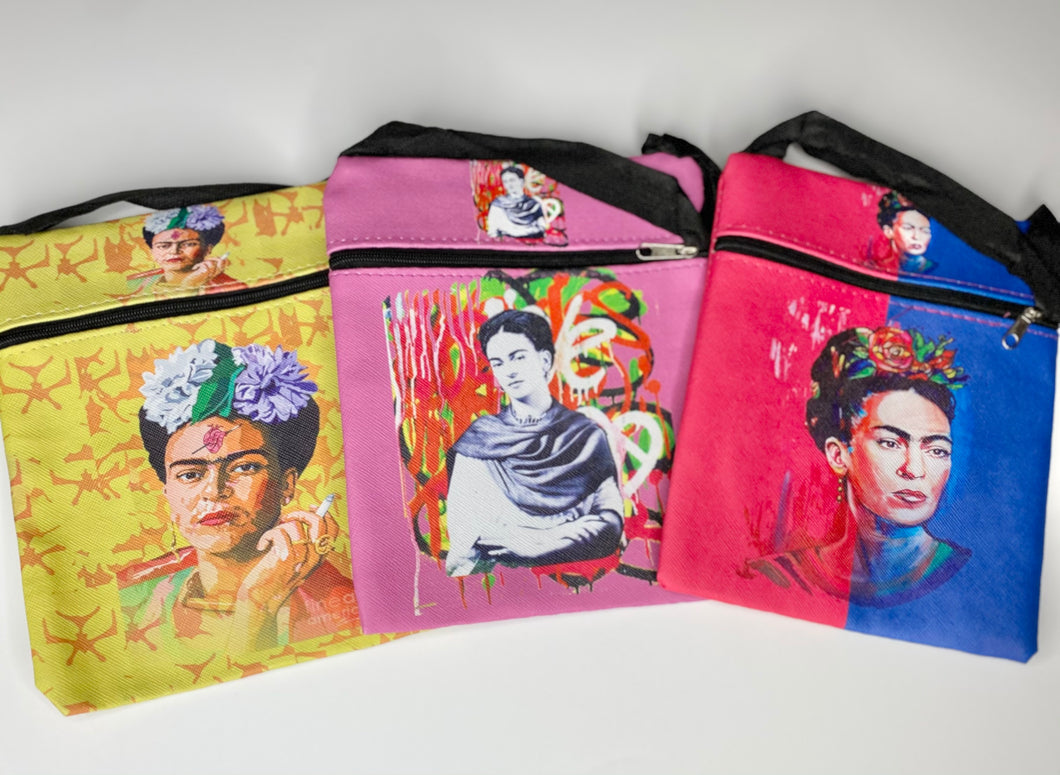 Frida crossbody 3 pack