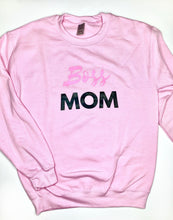 BOSS MOM crewneck sweater