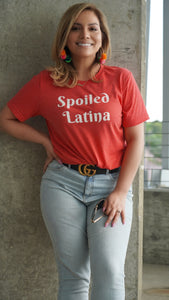 Spoiled Latina - Red