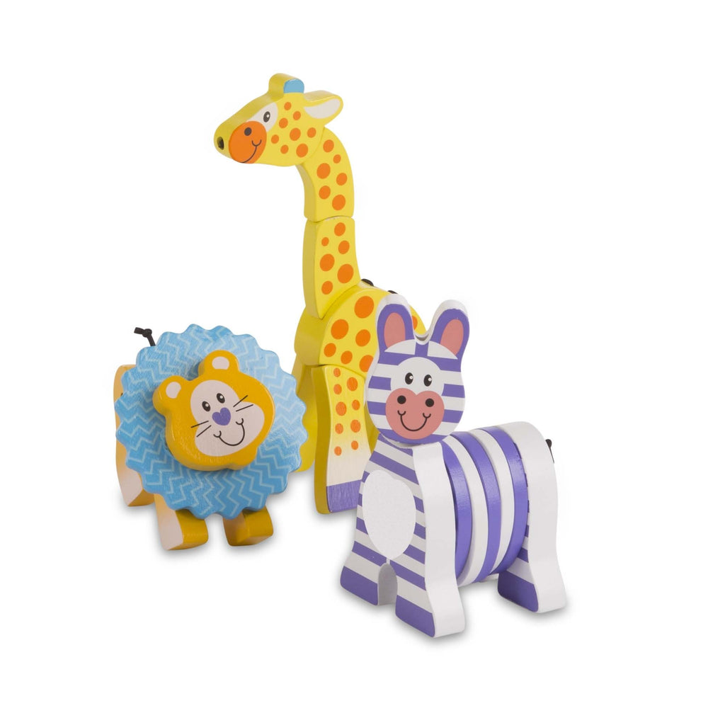 Melissa Doug First Play Safari Gift Set 3206