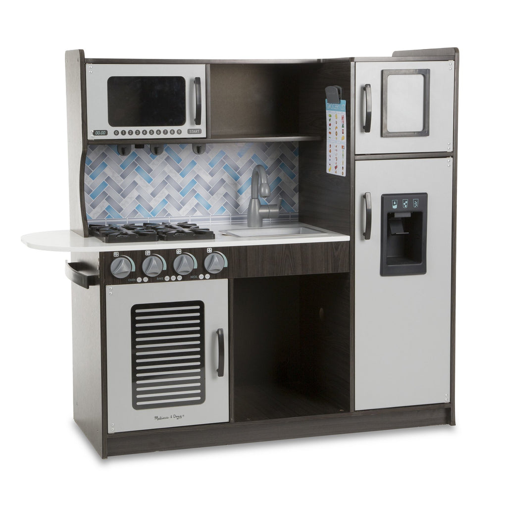 Melissa Doug Chef's Kitchen - Charcoal 4010