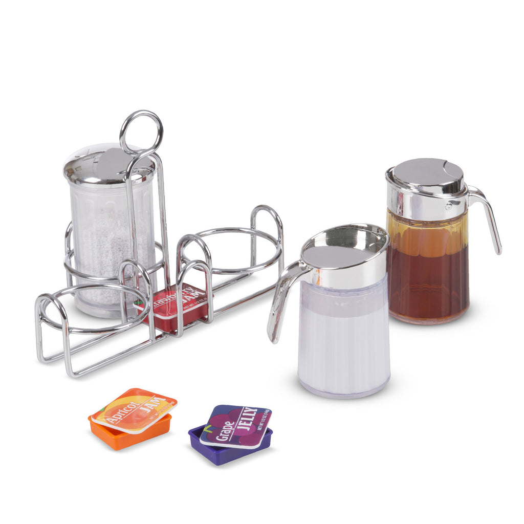 Melissa Doug Breakfast Caddy Set 9359