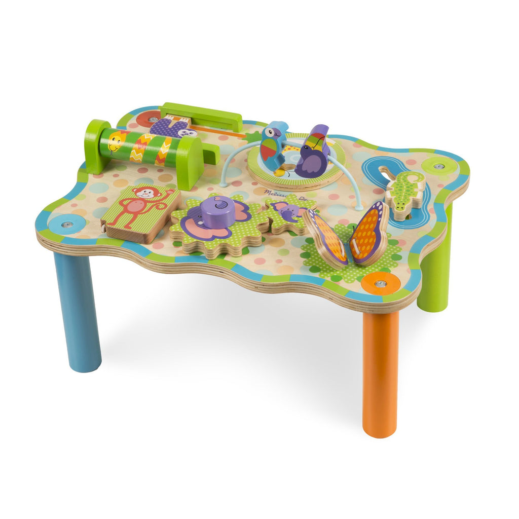 Melissa Doug Jungle Activity Table 30122
