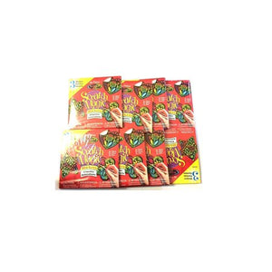 Scratch Art Scratch Magic Stickers Set Party Favors - Pack of 8