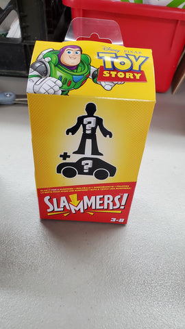 Image of Fisher-Price Imaginext Disney Pixar Toy Story Slammers!